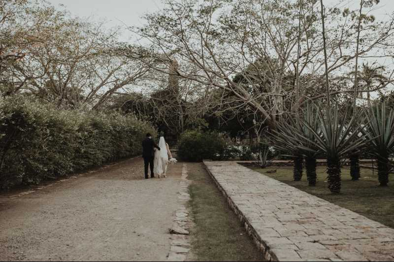 wedding hacienda Tanchem yucatan