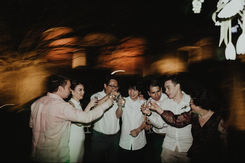 wedding hacienda Tanchem yucatan party