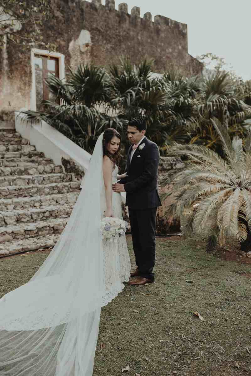 Wedding hacienda en yucatan