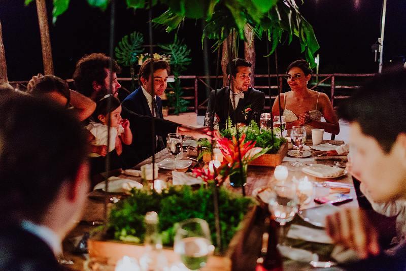 wedding furniture tropical banquet