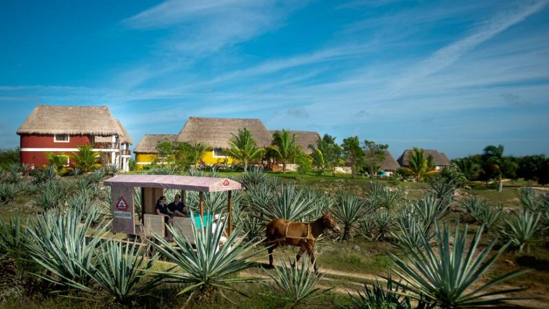 Gorgeous hacienda for catholic wedding
