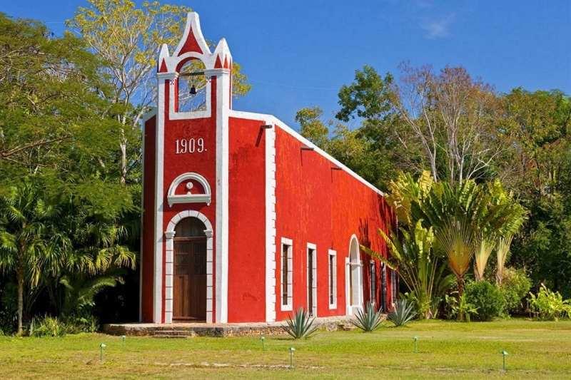 Chapel of Hacienda Santa Rosa
