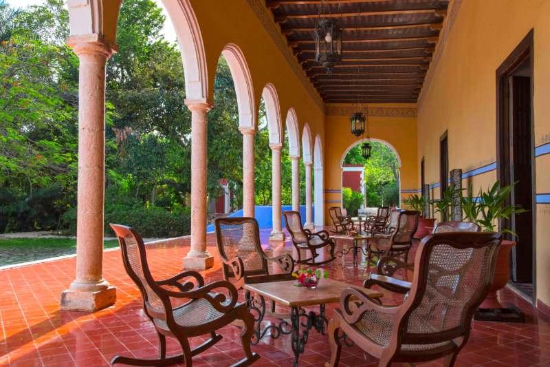 Hacienda for catholic wedding in Yucatan