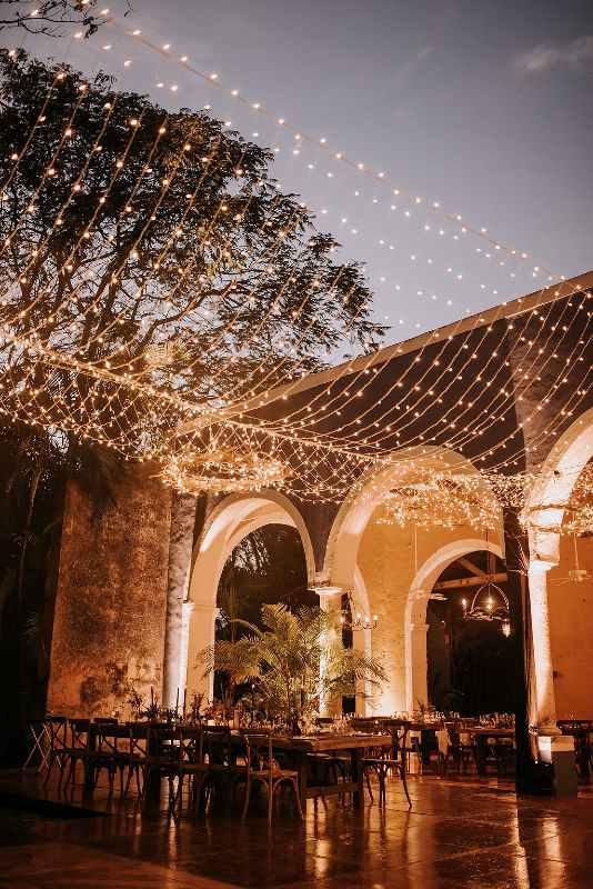 Beautiful decoration fo haciendas