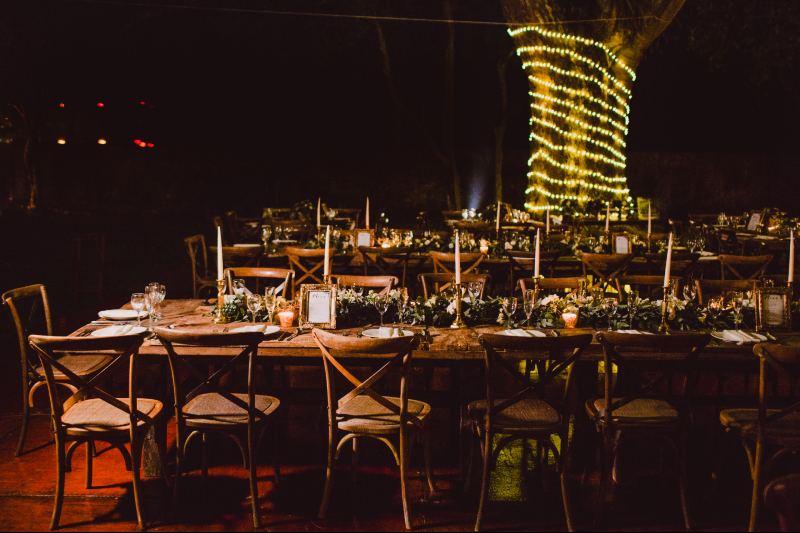 Wonderful decoration for Cancun weddings