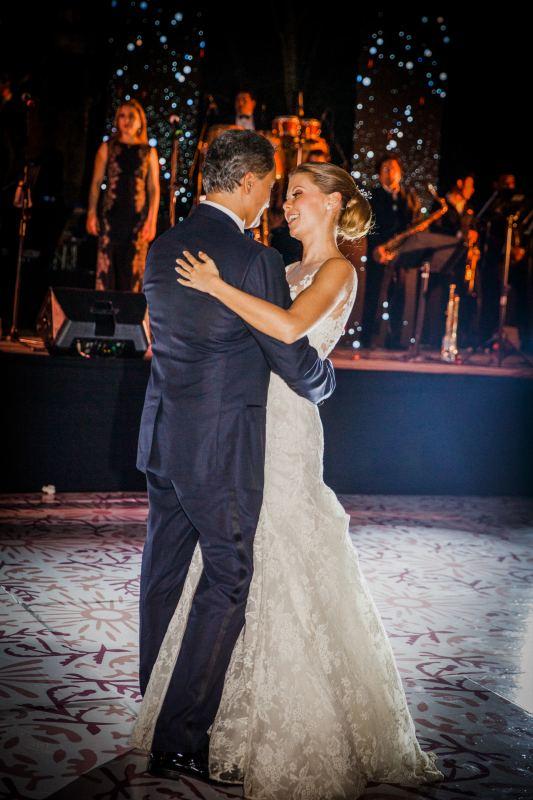 Romantic dance time