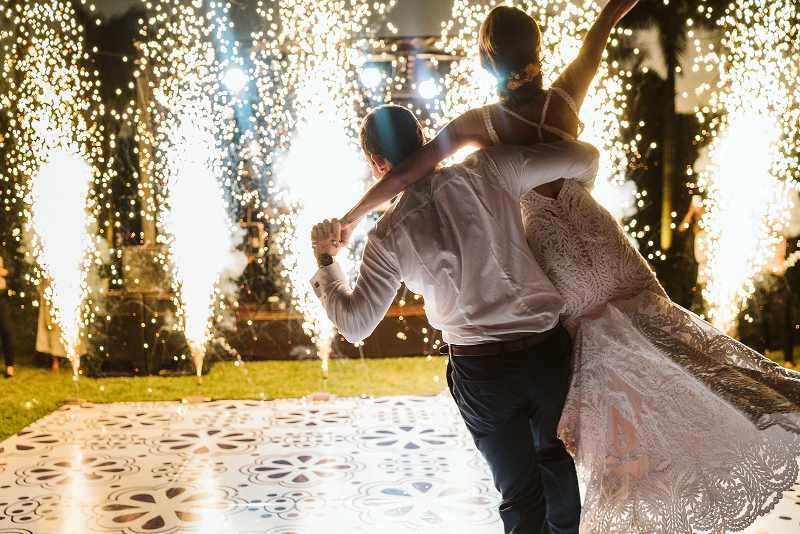 fiesta boda estilo mexico