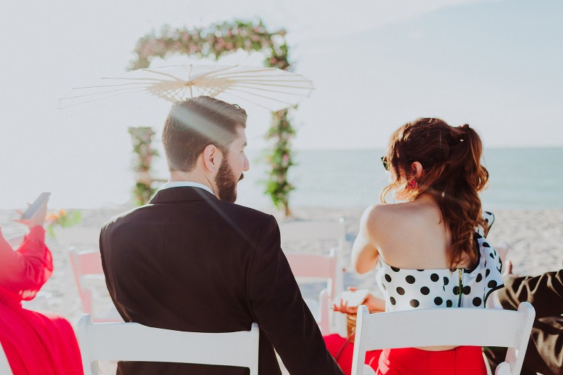 beautiful moments during the wedding