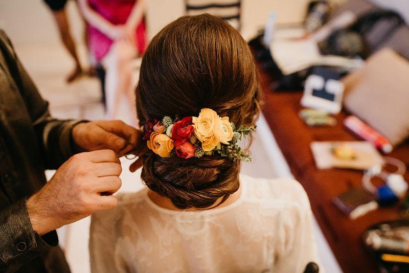 makeup para boda en hacienda