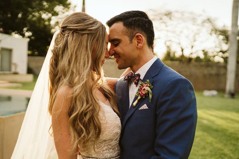 sesion de novios boda en hacienda