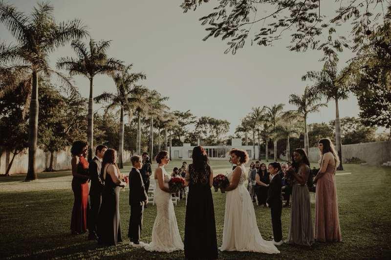 ceremonia en hacienda