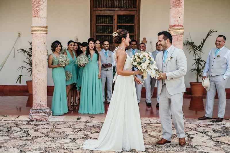 first look at hacienda