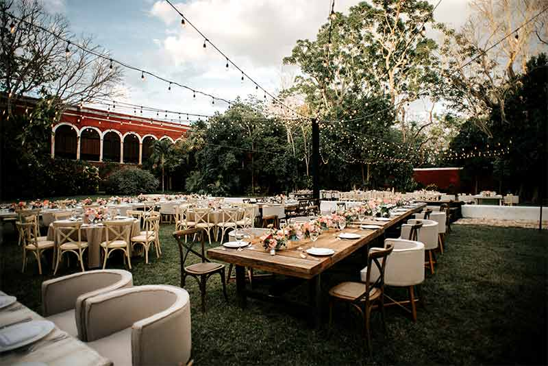 boda en hacienda