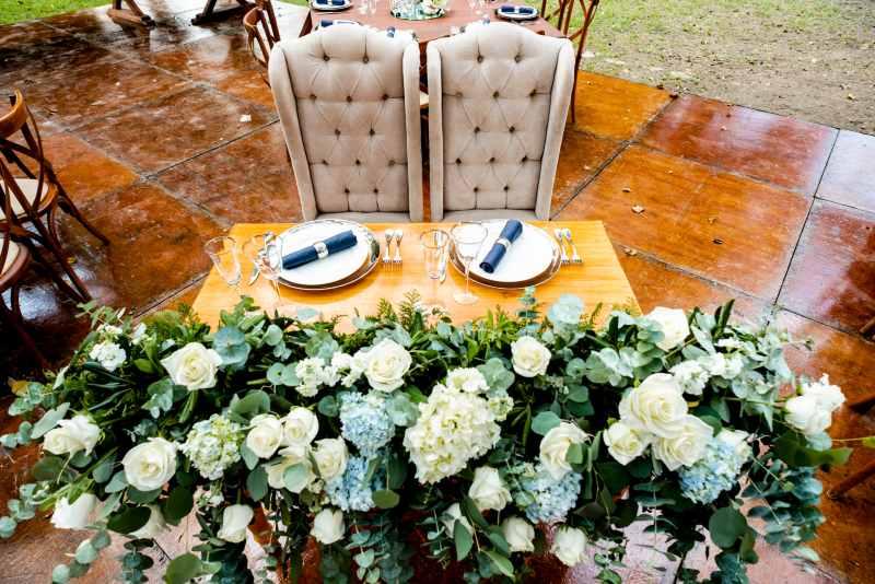 details in blue hacienda yucatan