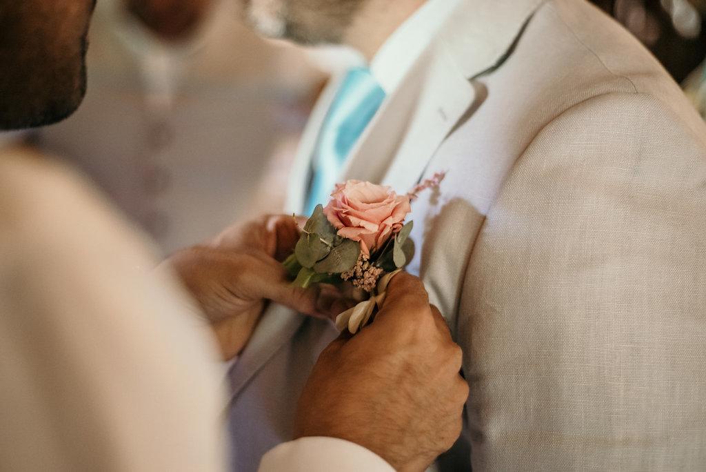 wedding in hacienda