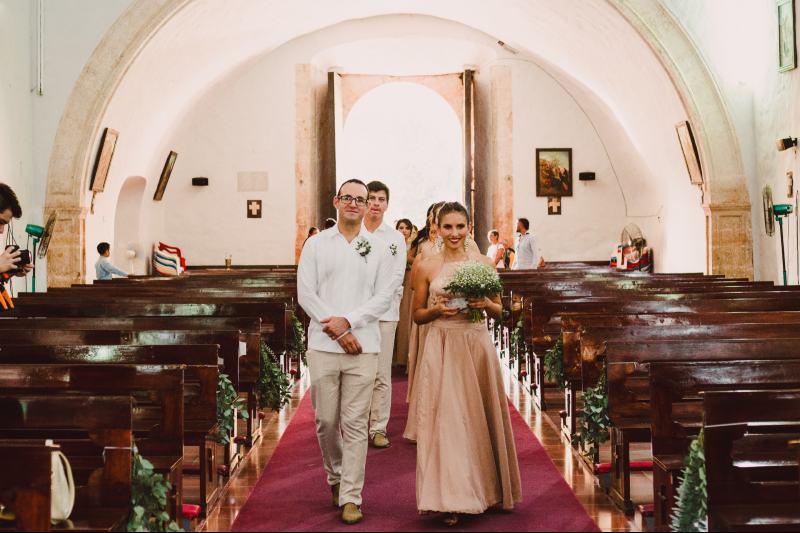 ceremony in valladolid