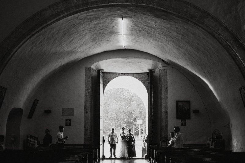 wedding in valladolid