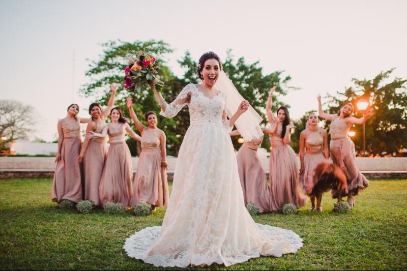ceremony wedding valladolid