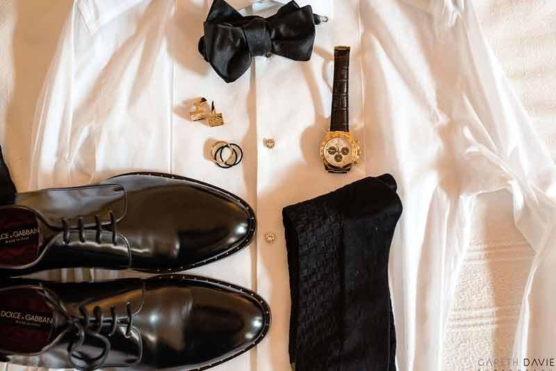 traje de novio boda
