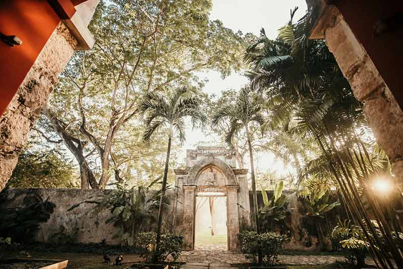 escapada romantica hacienda