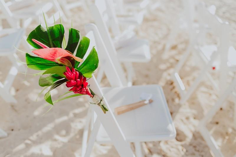 boda playa celestun