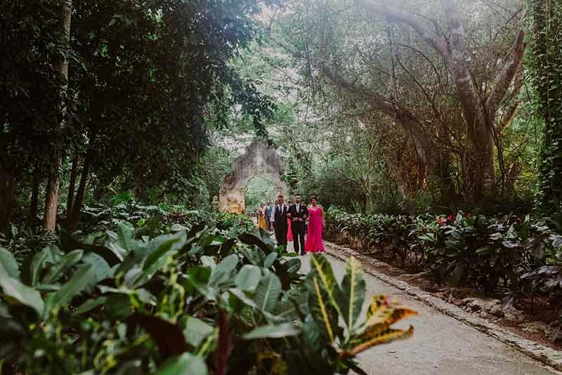 boda en san jose cholul yucatan