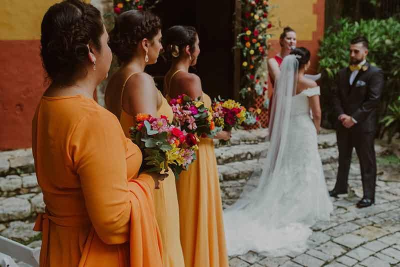 boda en sac chich yucatan