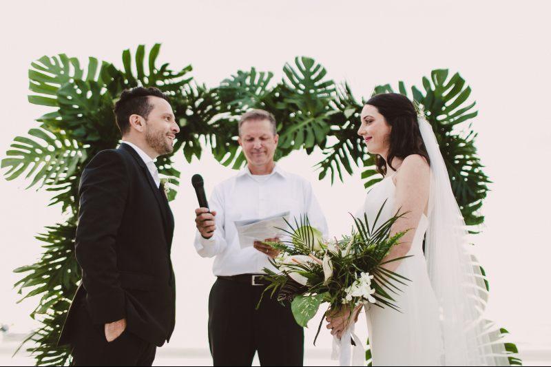 boda playa holbox